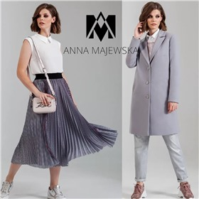 Anna Majewska - дизайнерская одежда из Беларуси