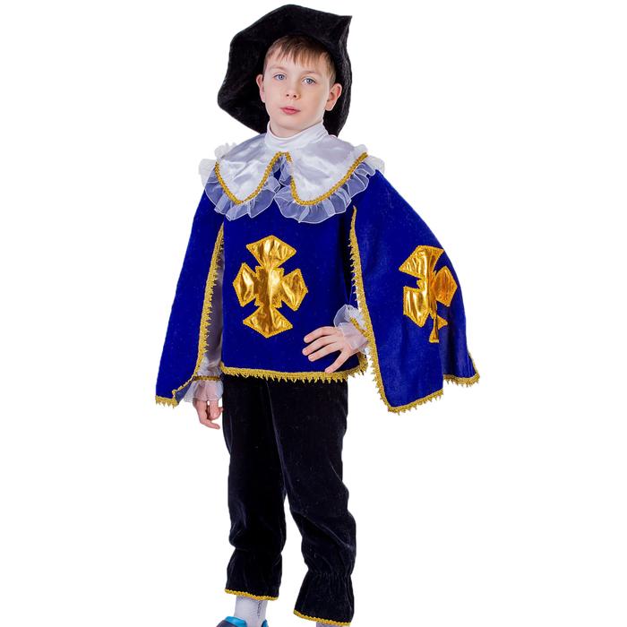каталоге нашего фото костюм мушкетер егоров всегда был