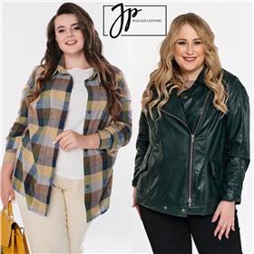 Jetty plus - модная и стильная одежда больших размеров. (От 50-68 размера)