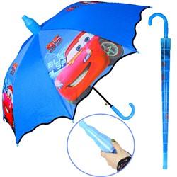 Зонт-трость детский Машинка