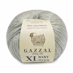 Пряжа Gazzal Baby Wool XL (817)