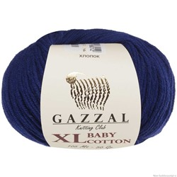 Пряжа Gazzal Baby Wool XL (802)