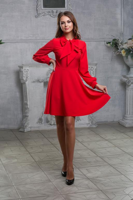 Красные Платья Вк