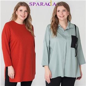 Sparada - женская одежда от 44 -74 размера. Новинки!
