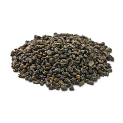 """Чай ароматизированный """"Зелёный чай с мятой"""" (ганпаудер) Gutenberg, 0,5 кг"""