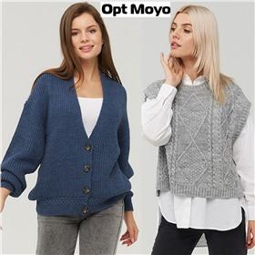 OptMoyo - колоссальный ассортимент женской одежды. Новинки!