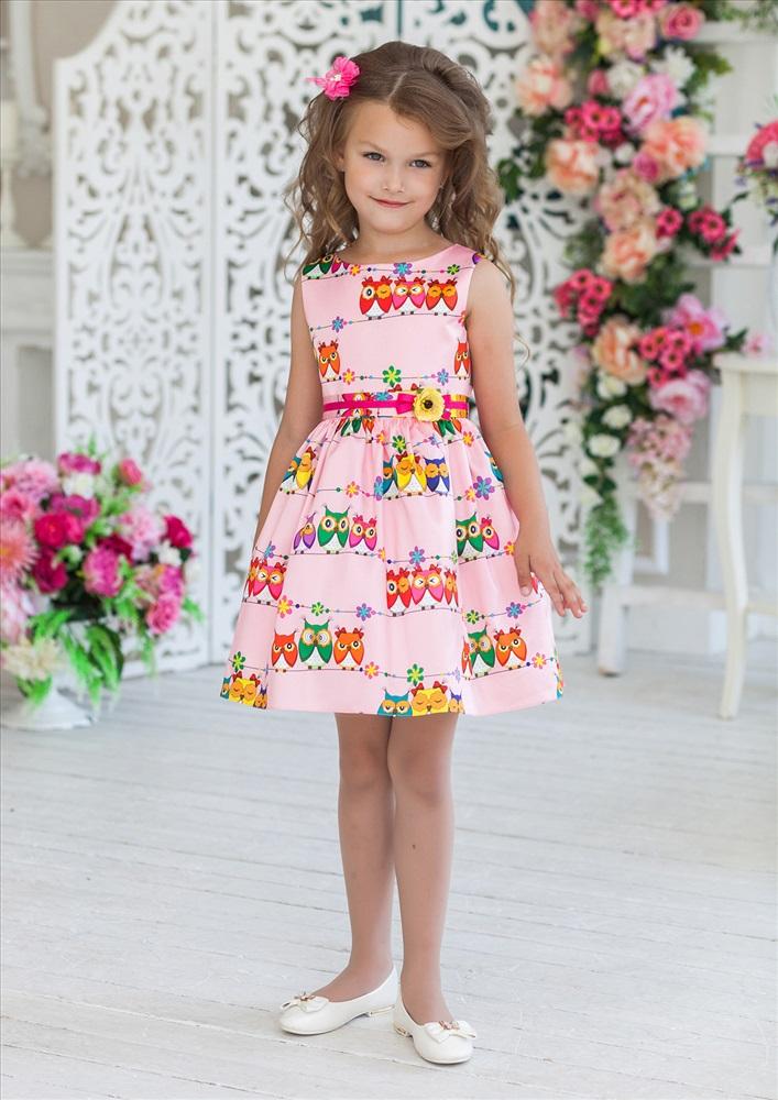 Платье На Праздник Весны