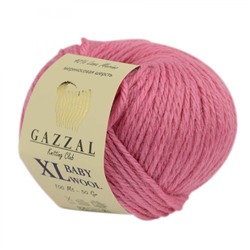 Пряжа Gazzal Baby Wool XL (828)